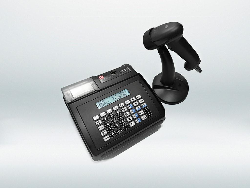 Payport PR-810 barkod ve karekod okuyucu desteği ile kolay ve hızlı satış yapın