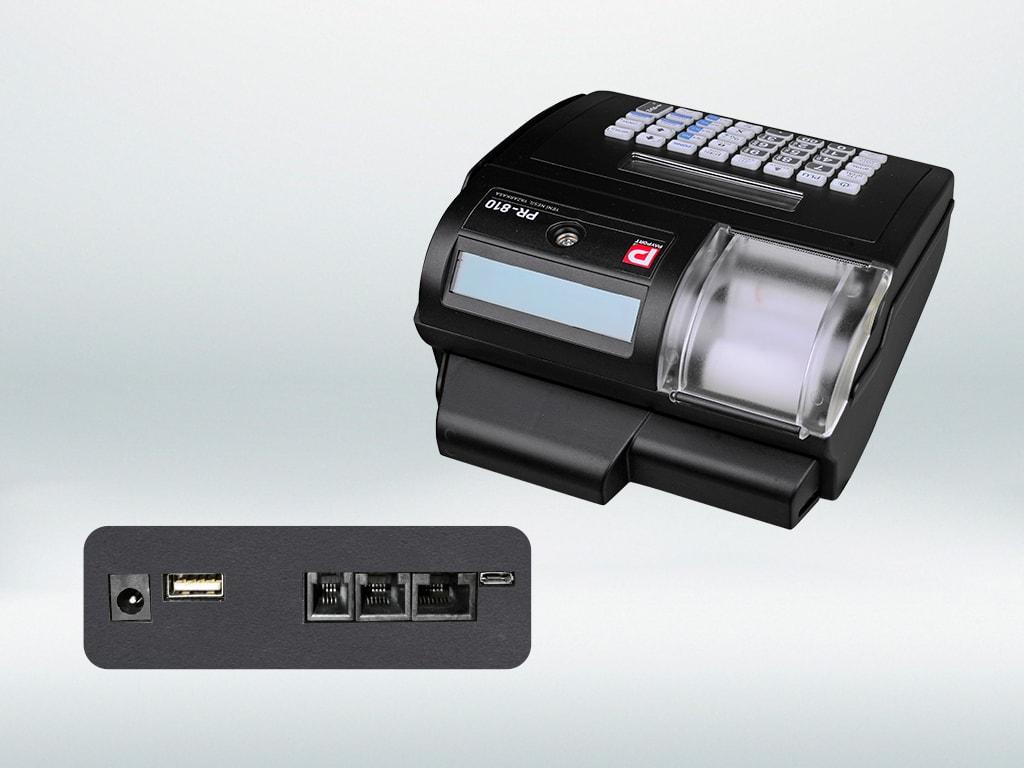 Payport PR-810 yazarkasanıza çoklu bağlantı imkanı sunar