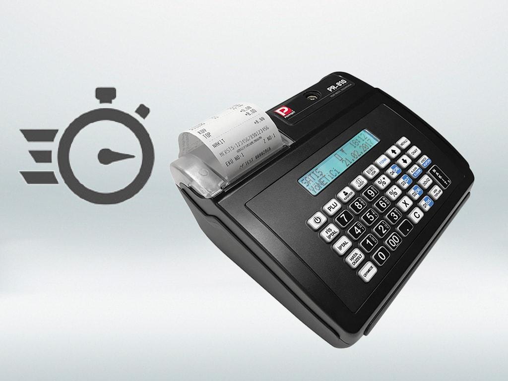 Payport PR-810 hızlı yazıcısı ile hızlı satış imkanı sunuyor