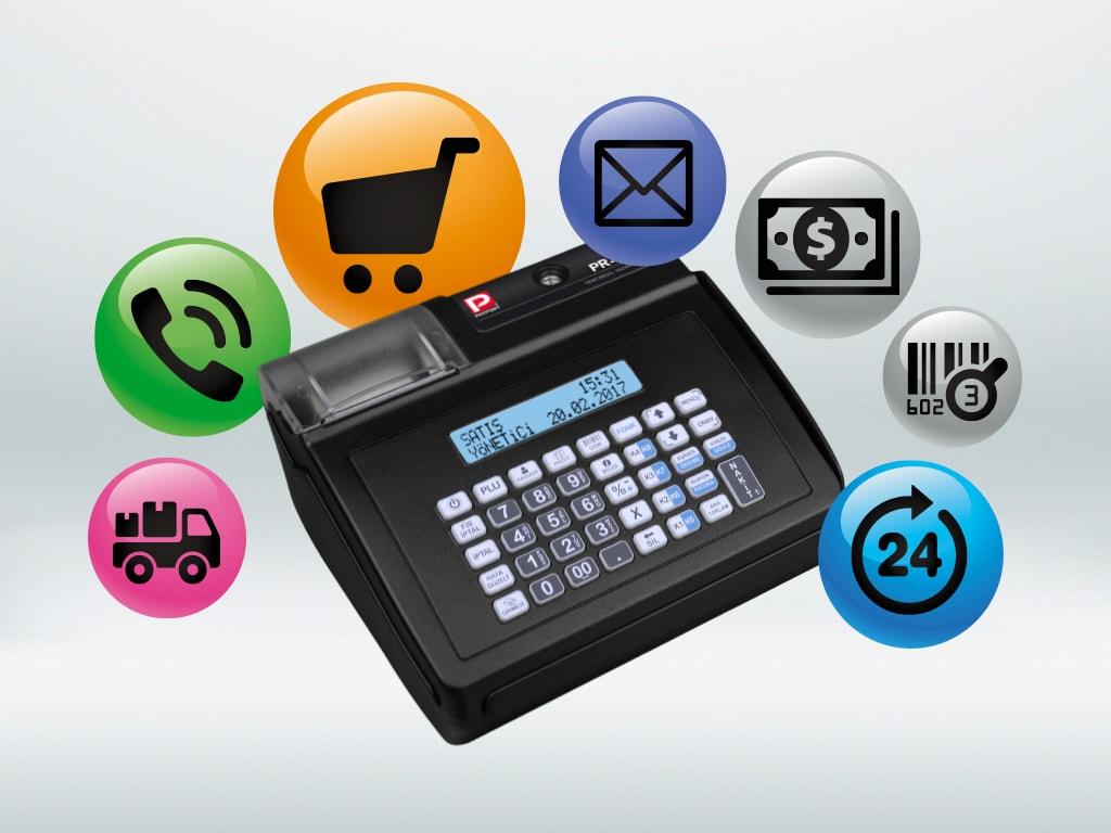 Payport PR-810 uygulama desteği ile anlaşmalı firmalarınızdan ek gelir elde edin